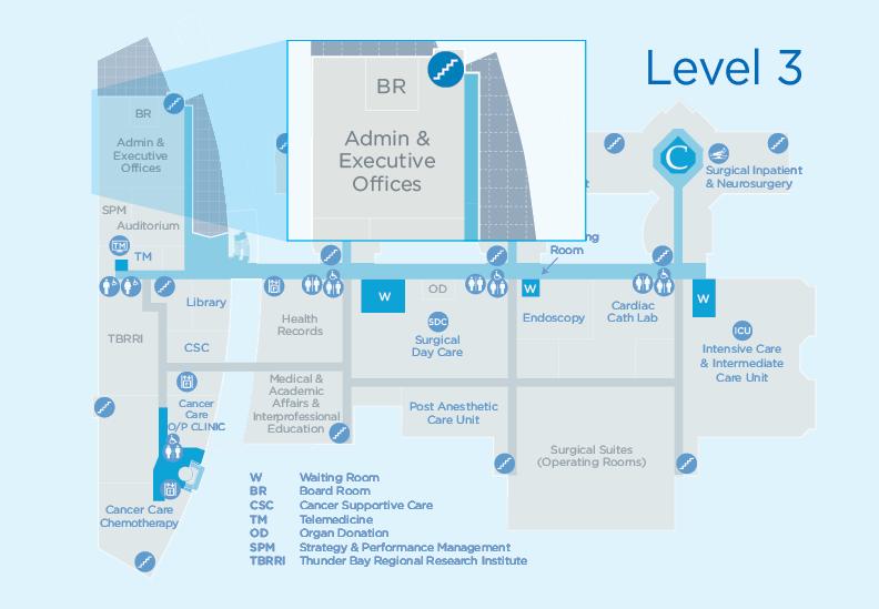 TBRHSC Map Link - Administration