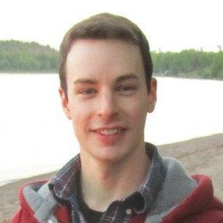 Peter Hindle bust shot at lakeside