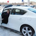 June & Her 2015 Acura ILX