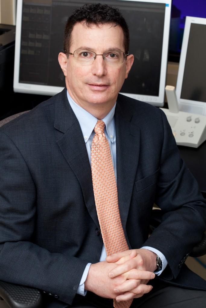 TBRRI's Dr. Mitchell Albert