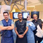 Vascular Services at TBRHSC