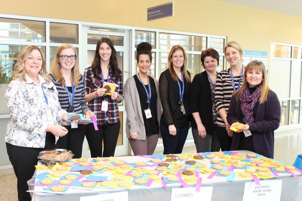 Social Work Week at TBRHSC