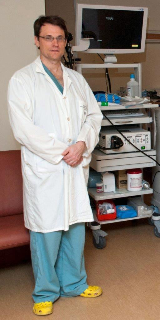 Dr. William Harris
