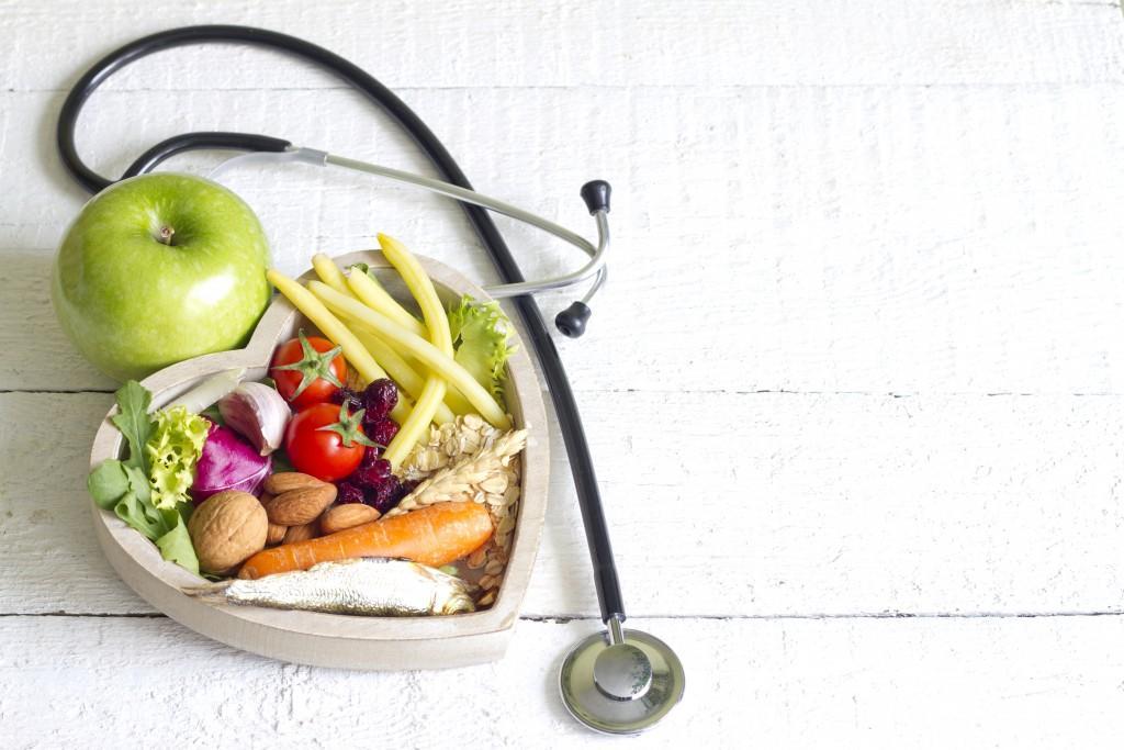 Eat a healthy balanced diet.