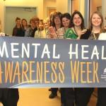 Mental Health Awareness Week 2016 Flash Mob
