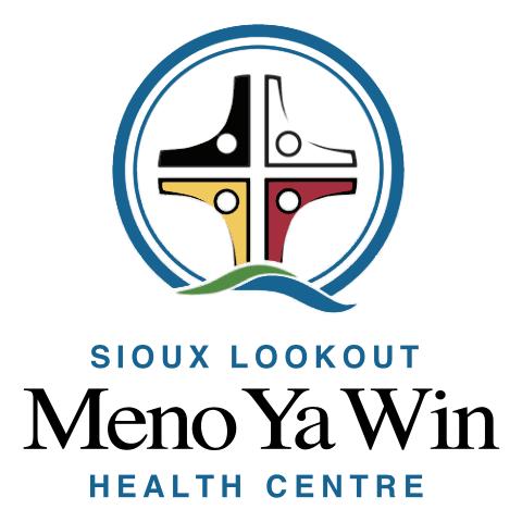 Sioux Lookout Meno Ya Win Health Centre logo