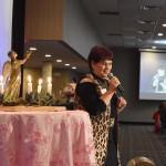 Keynote speaker, Becky Olson