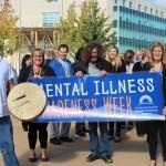 Mental Illness Awareness Week Walk