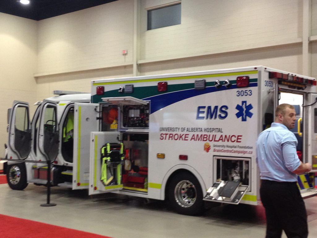 CT in Ambulance