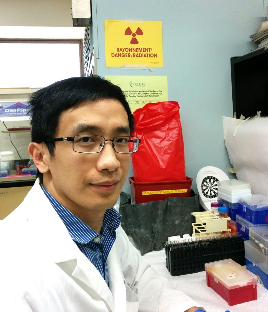 Dr. Jinqiang Hou