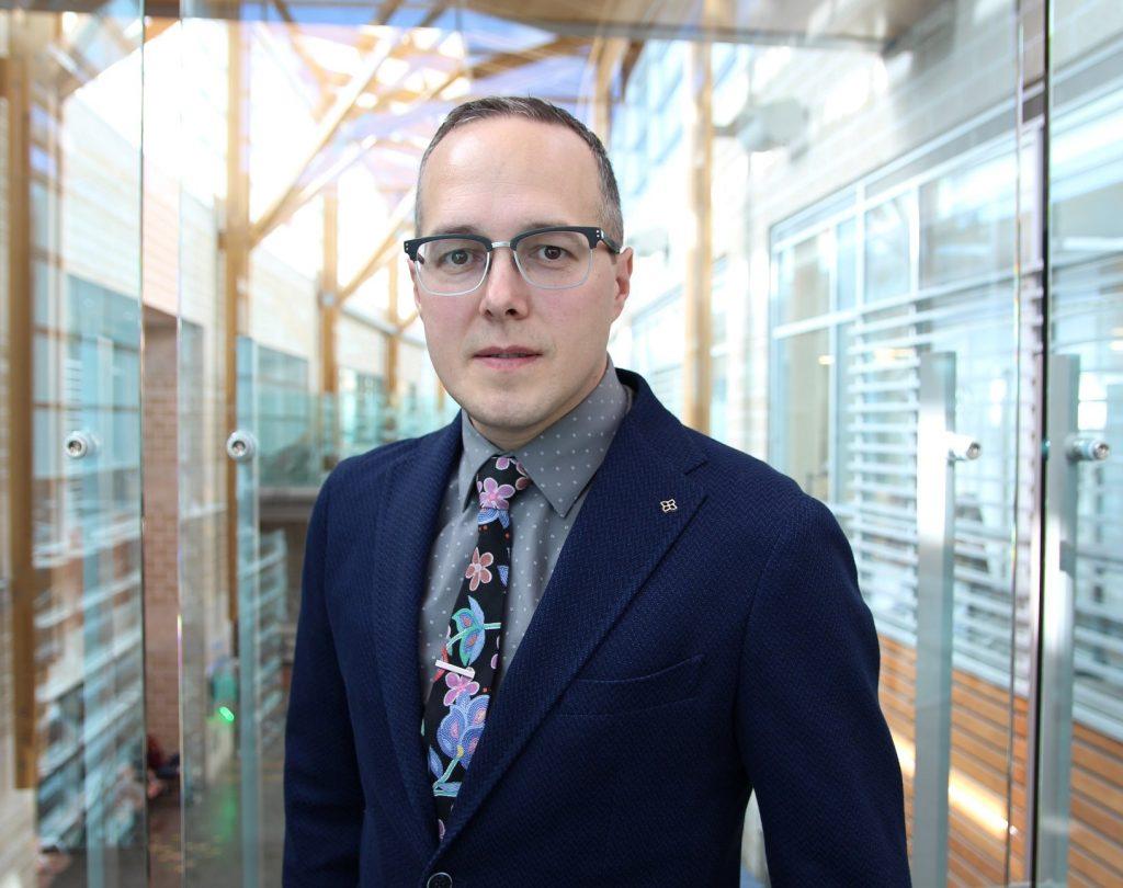 Dr. Chris Mushquash