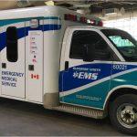 Superior North EMS Ambulance